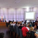 Jornada de trabajo entre grupos de Formación Online y Tecnologías Educativas (Crue TIC) y Enseñanzas Online (CRUE Asuntos Académicos)