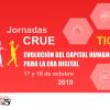 40ª Jornada de la sectorial de la CRUE-TIC en Burgos