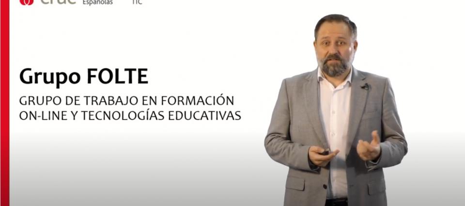Presentación grupo FOLTE 2021